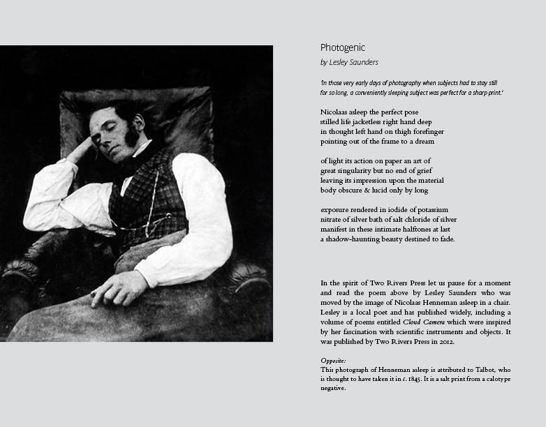 Fox Talbot & the Reading Establishment by Martin Andrews
