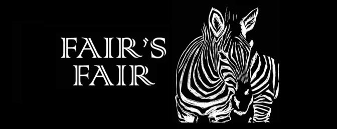 Fair's fair