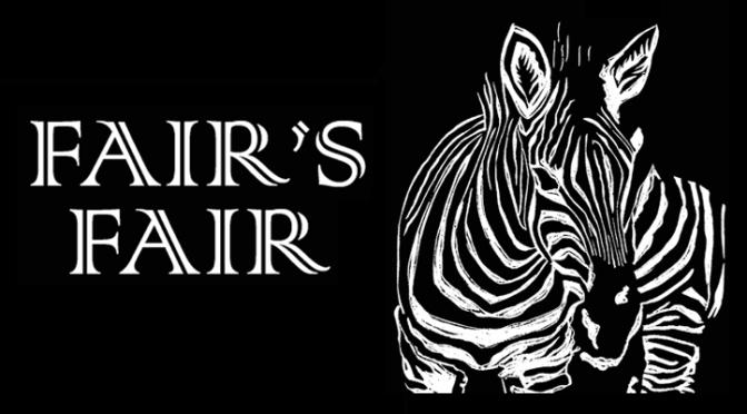 Fair's Fair by Susan Utting
