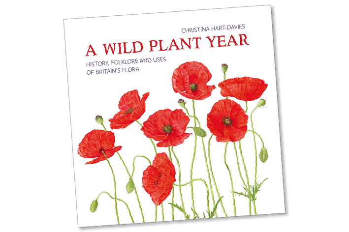 A Wild Plant Year by Christina Hart-Davies